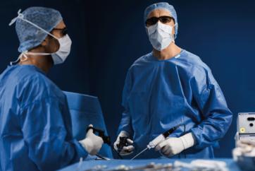腹腔镜减重手术