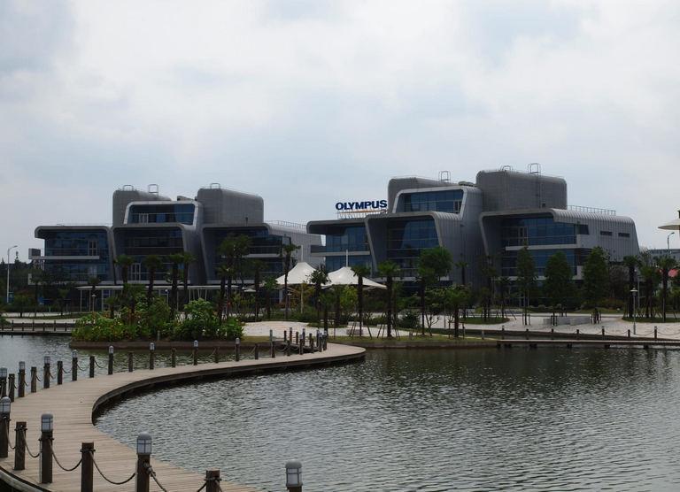奥林巴斯中国医疗技术培训中心(C-TEC 上海)