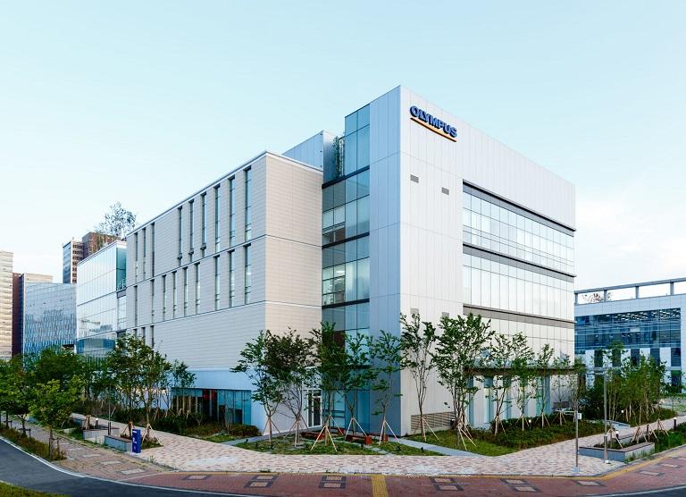 奥林巴斯韩国医疗技术培训中心(K-TEC)