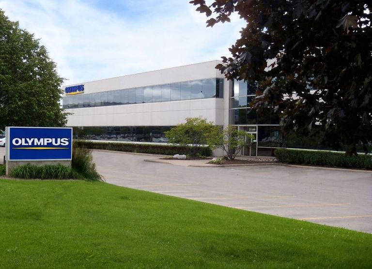奥林巴斯加拿大医疗技术培训中心